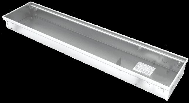Короб стального отопительного конвектора