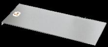 Внутрипольные конвекторы отопления крышка